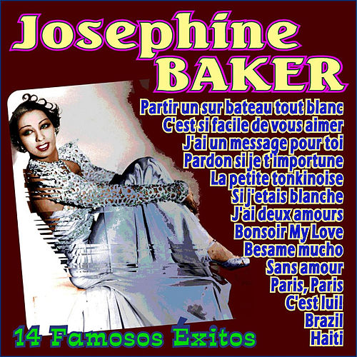 14 Famosos Éxitos by Josephine Baker