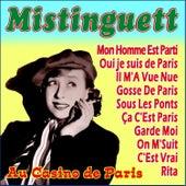 Au Casino De Paris by Mistinguett