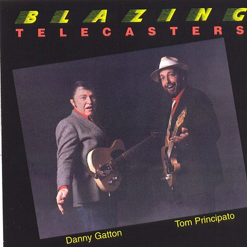 Blazing Telecasters by Tom Principato