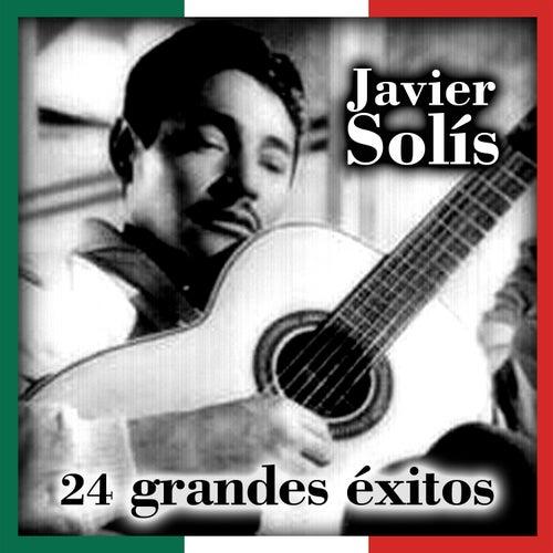 24 Grandes Éxitos by Javier Solis