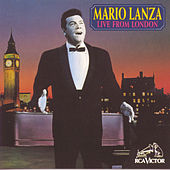 Live From London by Mario Lanza