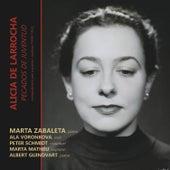 Alicia de Larrocha: Pecados de Juventud by Various Artists