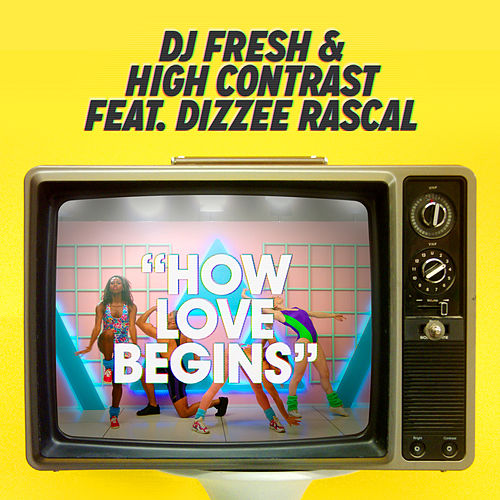 How Love Begins (feat. Dizzee Rascal) [Hardcore Will Never Die Edit] by DJ Fresh and High Contrast
