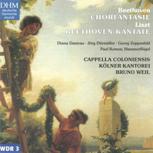 F. Liszt: Beethoven Kantate / L. v. Beethoven: Chorfantasie Op. 80 by Bruno Weil