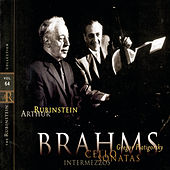 Rubinstein Collection, Vol. 64: All Brahms: Sonatas Nos. 1 & 2 for Cello and Piano; 5 Intermezzi by Arthur Rubinstein