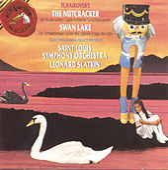 Tchaikovsky Swan Lake / The Nutcracker Highlights by Leonard Slatkin