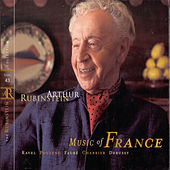Rubinstein Collection, Vol. 43: Works by Ravel, Poulenc, Chabrier, Debussy by Arthur Rubinstein