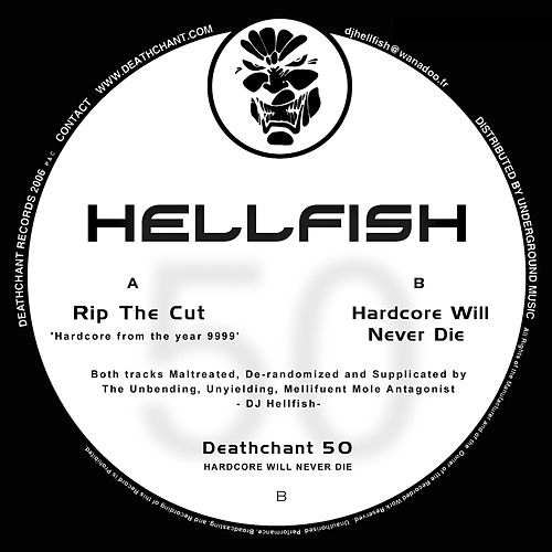 Rip The Cut by Hellfish