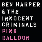 Pink Balloon by Ben Harper