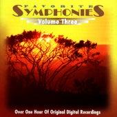 Favorite Symphonies (Vol 3) by Various Artists