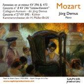 Mozart - Fantaisies En Ut Mineur KV 396 & 475 - Concerto n°8 KV 246