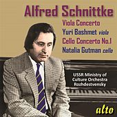 Schnittke: Viola & Cello (No.1) Concertos by Various Artists
