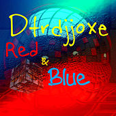 Red & Blue by Dtrdjjoxe