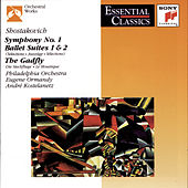 Shostakovich: Symphony No.1; other short works by Various Artists
