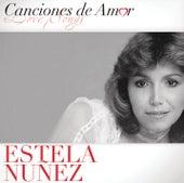 Canciones De Amor De Estela Nuñez by Estela Nuñez