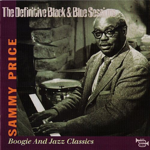 Boogie & jazz classics (Bern, Switzerland 1975) by Sammy Price