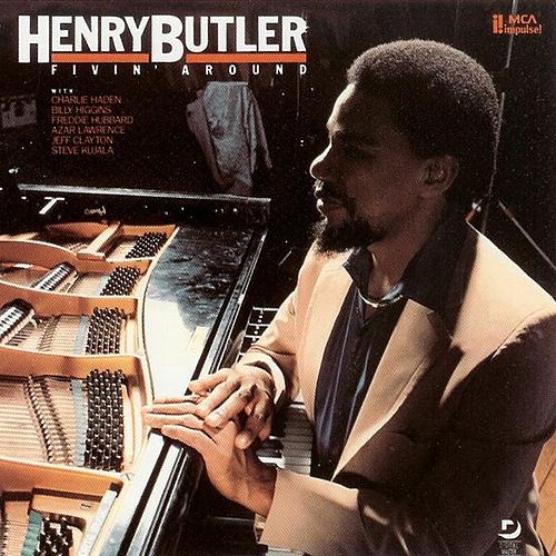 Fivin' Around by Henry Butler