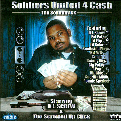 Soldiers United For Cash by Various Artists