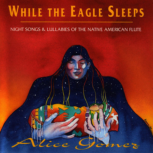While The Eagle Sleeps by Alice Gomez