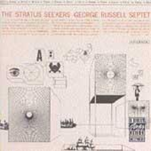 The Stratus Seekers by George Russell