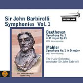 Sir John Barbirolli Symphonies, Vol. 1 by Sir John Barbirolli