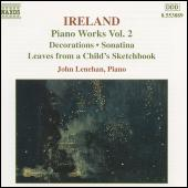 Piano Works Vol. 2 by John Ireland