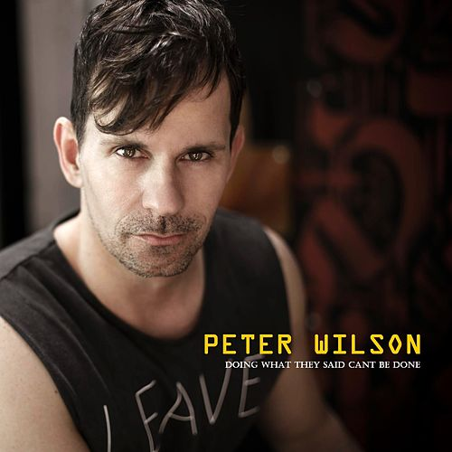 Doing What They Said Can't Be Done by Peter Wilson