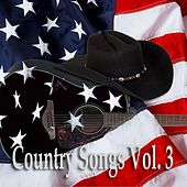 Country Songs Vol. 3 by Various Artists