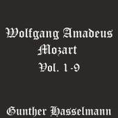 Wolfgang Amadeus Mozart, Vol. 1-9 by Gunther Hasselmann