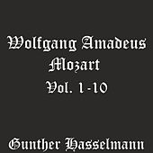 Wolfgang Amadeus Mozart, Vol. 1-10 by Gunther Hasselmann