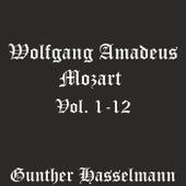 Wolfgang Amadeus Mozart, Vol. 1-12 by Gunther Hasselmann