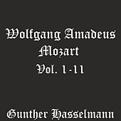 Wolfgang Amadeus Mozart, Vol. 1-11 by Gunther Hasselmann