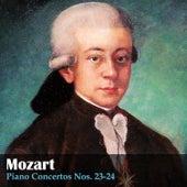 Mozart: Piano Concertos Nos. 23-24 by Karl Engel