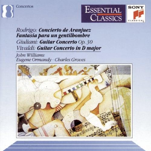 Guitar Concertos by Various Artists