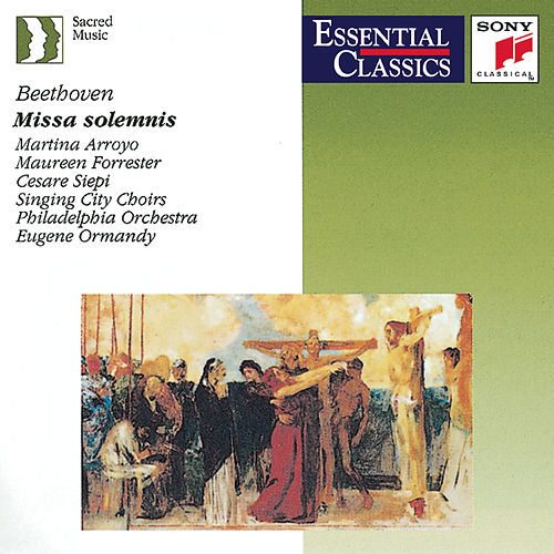 Beethoven: Missa Solemnis by Philadelphia Orchestra