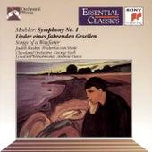 Mahler: Symphony No. 4 & Lieder Eines Fahrenden Gesellen by Various Artists