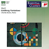 Bach: Goldberg Variations by Charles Rosen
