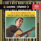 Popular Classics for Spanish Guitar by Julian Bream
