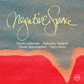 Negative Space by David Liebman