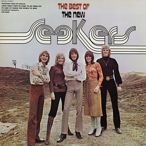 The Best Of The New Seekers by The New Seekers