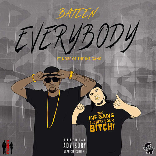 Everybody (feat. Nobe) by Bateen
