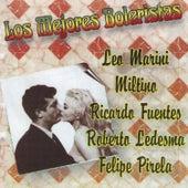 Los Mejores Boleristas by Various Artists