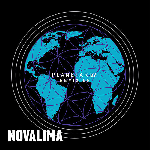 Planetario Remix EP by Novalima