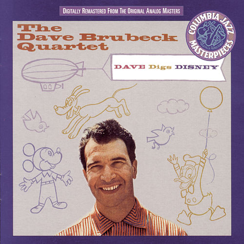 Dave Digs Disney by Dave Brubeck