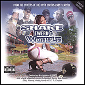 Shake Twerk & Wobble Vol. 1 by Various Artists
