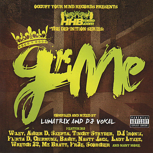 The Definition Series: Grime by Various Artists