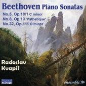 Beethoven: Piano Sonatas Nos. 5, 8