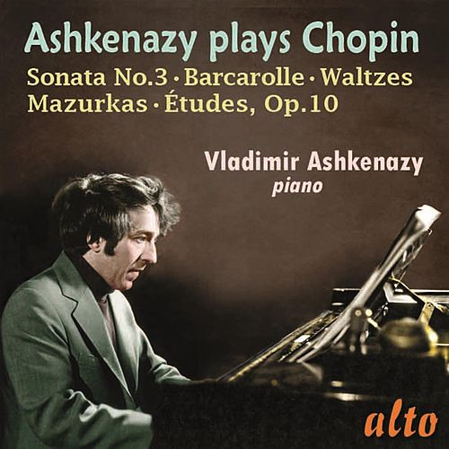 Ashkenazy plays Chopin by Vladimir Ashkenazy