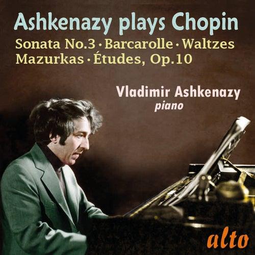 Ashkenazy plays Chopin by Vladimir Ashkenazy