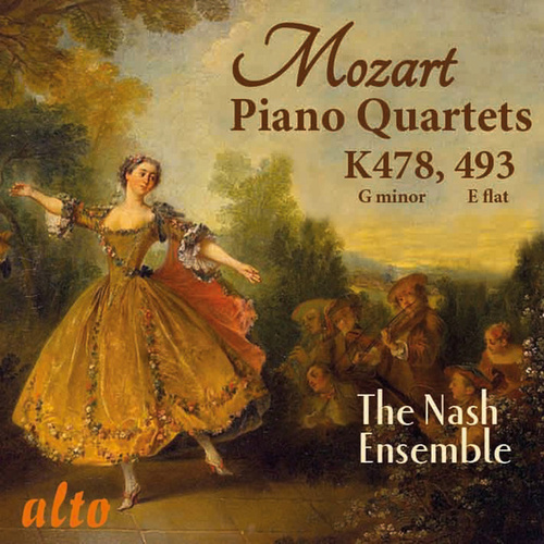 Mozart: Piano Quartets by The Nash Ensemble